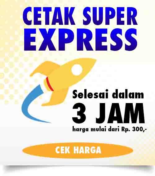 cetak brosur super express