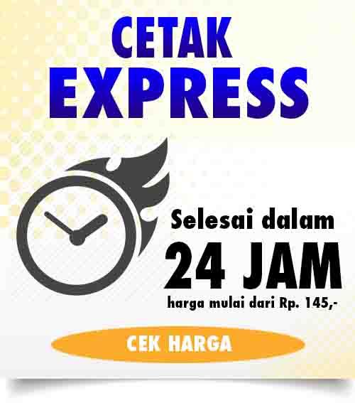cetak brosur express